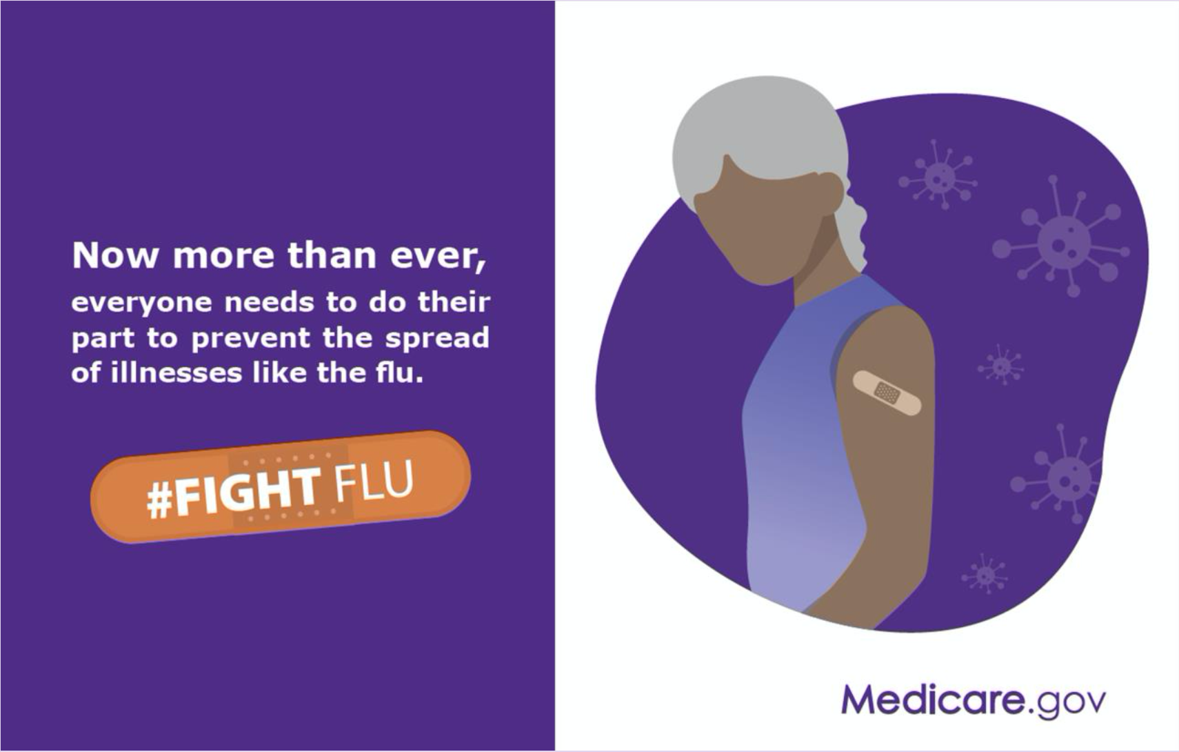 #fightflu now more than ever